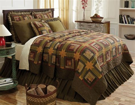 cabin bedspreads and comforters tea cabin bedding quilt