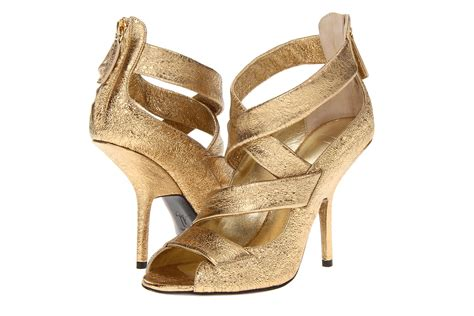 Gold Wedding Shoes by Pin Gold Wedding Shoes Its All About The On