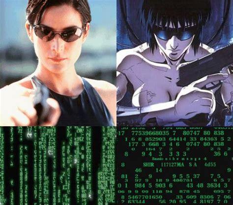 preguntas filosoficas de la pelicula matrix ghost in the shell stand alone complex kyo kusanagi san