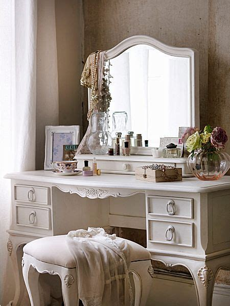 shabby chic table ls best 25 shabby chic dressing table ideas on