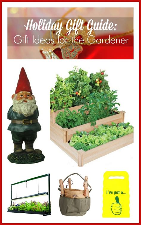 Gift Ideas For The Gardener Gift Guide Gift Ideas For The Gardener