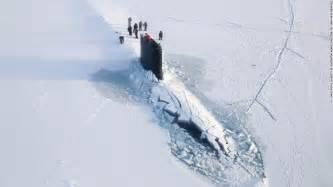 us navy map underwater u s submarine returns from artic mission cnnpolitics