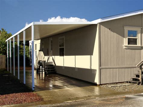 mobile home mobile home patio covers superior awning