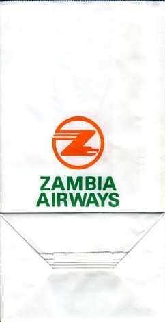 logo design zambia kelly s world of airsickness bags