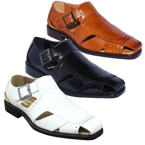 mens dress sandals new antonio cerrell 6616 sandal fashion dress shoes 3