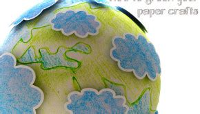 Green Craft Paper - finding green craft supplies when you need to buy new