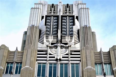 Modern Art Deco Architecture The Revival Of Classic Art Deco Style