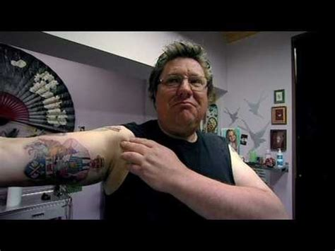 tattoo shop london ink london ink the butcher s coat of arms youtube