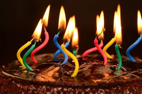 Lilin Musik Happy Birthday lilin ulang tahun api warna colorful birthday cake candle
