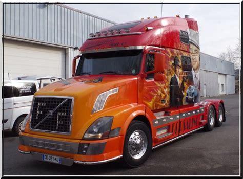 custom volvo trucks volvo vn 780 custom trucks volvo