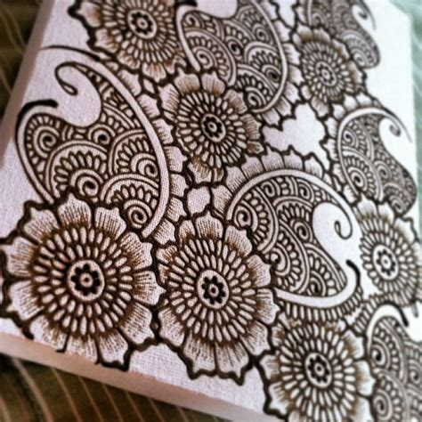 henna design on canvas henna canvas henna henna henna pinterest