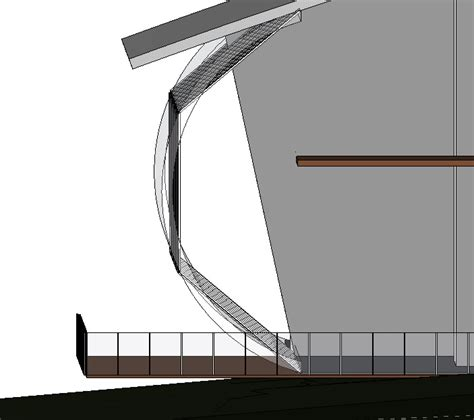curved curtain wall revit revitcity com curved curtain wall