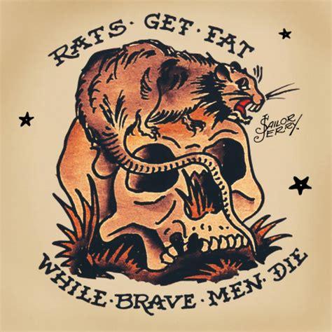 fats tattoo rats get search ideas