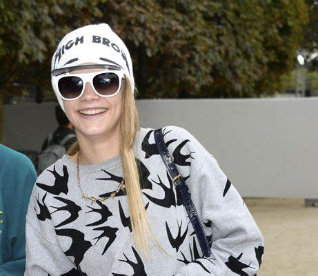 Catwalks Calling To Strut To by Walk Like You Ve Had Loads Of Cara Delevingne