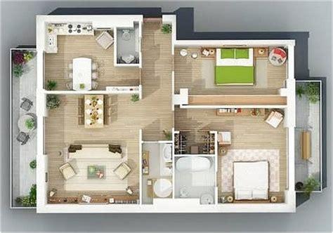 desain ruangan foto 71 gambar denah rumah minimalis sederhana 3d terbaru