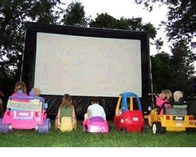backyard movie projector rental game indoor outdoor movie projector screen rentals