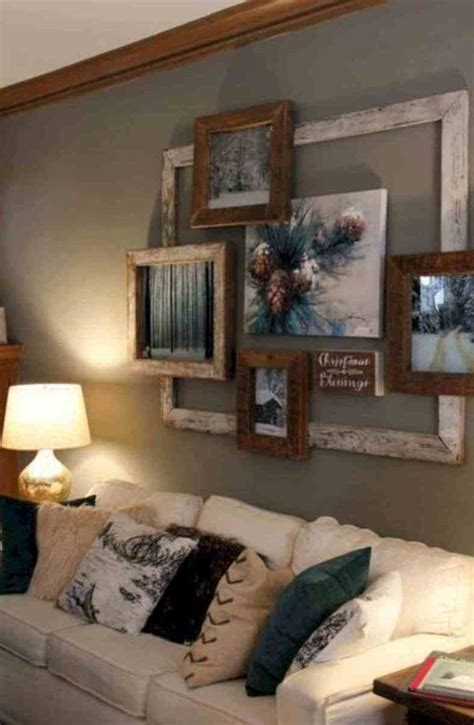 diy rustic home decor ideas  living room futurist