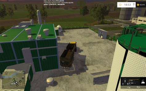 Petroleum Ls by Placeable Bio Fuel Raffinerie Mp 2 1 Mod Farming