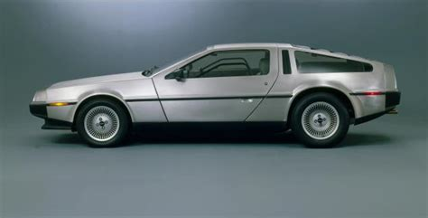 delorean chassis delorean 15 things to about this timeless machine