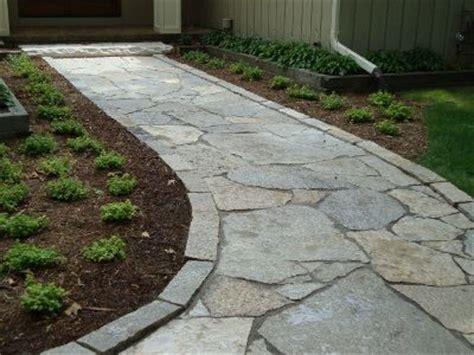 flagstone walkway google search | remodel ideas