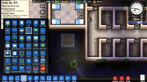 esecuzioni sedia elettrica prison architect gameplay ita ep 17 sedia elettrica e