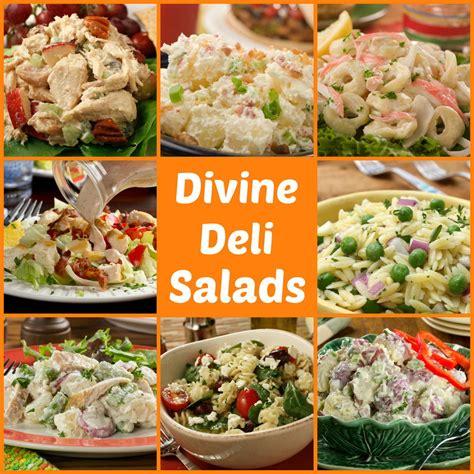 salads recipes 56 deli salad recipes mrfood