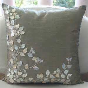 thehomecentric decorative pillow sham covers 24 inches