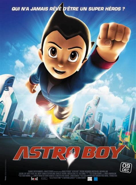 film of robot boy astro boy la critique