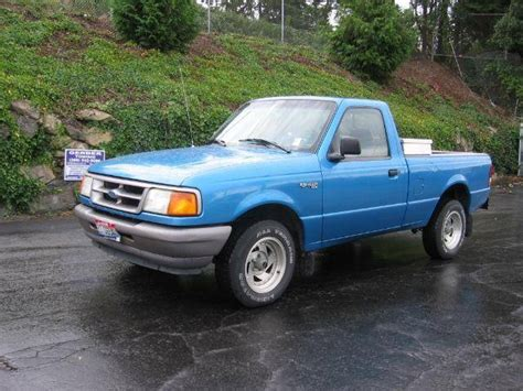 1995 Ford Ranger by Ford Ranger 1995 Washington Mitula Cars