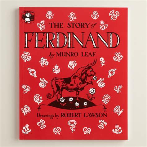 The Story Of Ferdinand the story of ferdinand world market