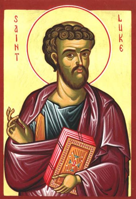 St Luke S Detox by Handpainted Icons Saints