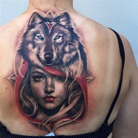 wolf head tattoo 50 amazing wolf designs golfian