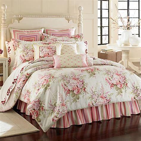 bed bath and beyond queen comforter j queen rosemoor comforter set 100 cotton bed bath