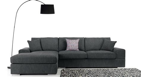 comfort keepers flagstaff dark grey corner sofa 28 images vincent fabric corner