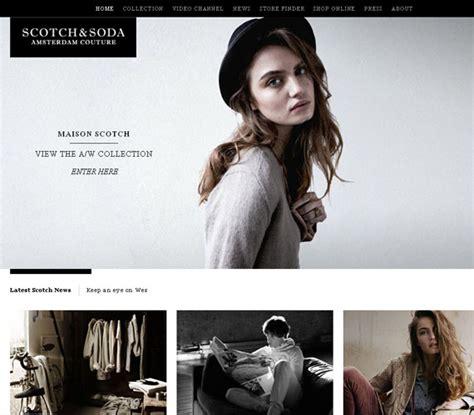 web layout mode 10 faboulus fashion website designs inspiration web