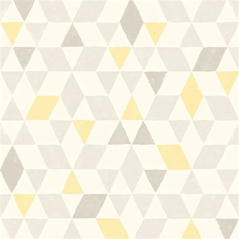 design house skyline yellow motif wallpaper colours soft lemon geometric wallpaper geometric