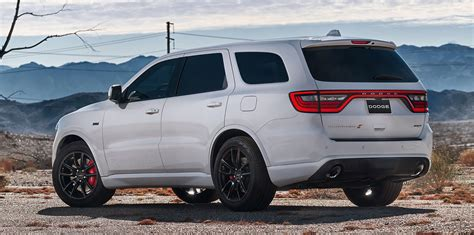 jeep durango 2018 dodge durango srt revealed photos caradvice