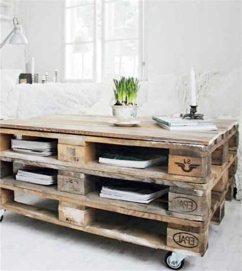 Transformer Palette En Table Basse by Transformer Une Palette En Une Superbe Table Basse 53 Id 233 Es