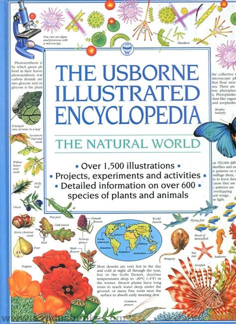 plants of the world an illustrated encyclopedia of vascular plants books usborne illustrated encyclopedia the world