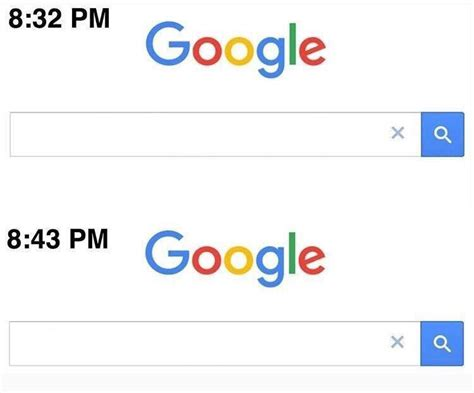 Google Meme Generator - google 11 min later template google 11 minutes later