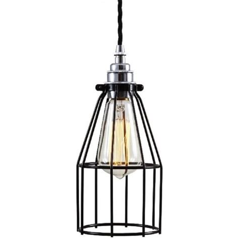industrial cage pendant light industrial style metal cage ceiling pendant light in