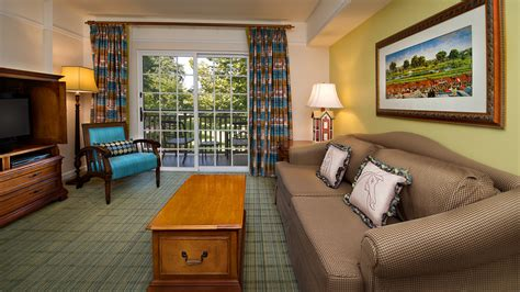 saratoga springs 1 bedroom villa rooms points disney s saratoga springs resort spa