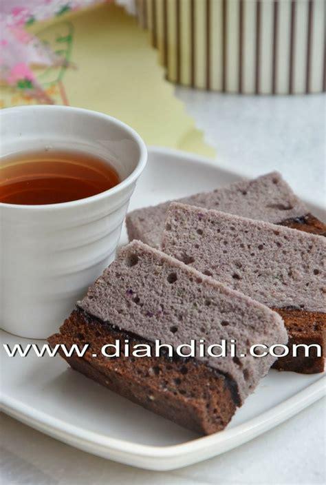 membuat bolu amanda diah didi s kitchen brownies kukus ubi ungu lapis coklat