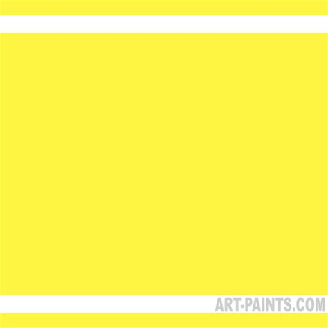 Bright Yellow Paint | bright yellow neon paint markers calligraphy inks