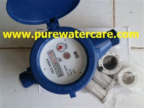 Murah Meter Meteran Air Plastik Ukuran Liter Daiton meteran air water meter tak atas