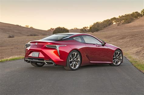 lexus lc500 lexus lc 500 lets loose sweet sounding v 8 in new ad