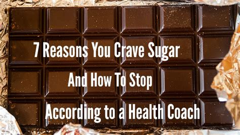 7 Reasons Chocolate Is For You by 7 Reasons For Craving Sugar And How To Stop
