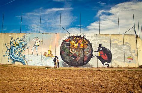 awe inspiring graffiti street art paintings