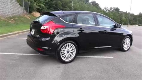 how much is a brand new ford focus 2014 ford focus titanium hatchback