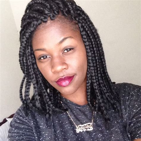 short box braids hairstyles short box braids check out my youtube http m youtube